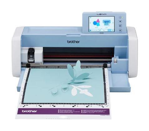Máquina de corte - Scanner embutido Brother ScanNCut SDX225 Celmaquinas