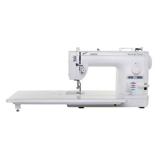 Máquina Especial para Costura Reta e Quilting Brother PQ 1500