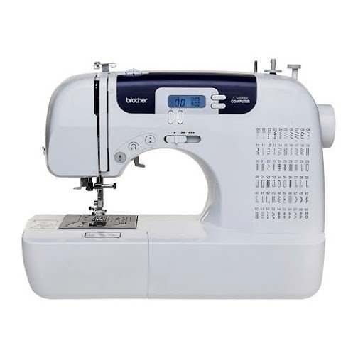 Máquina de Costurar para Quilting e Patchwork, Brother CS6000IDV Celmaquinas
