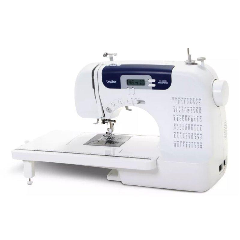Máquina de Costura para Quilting e Patchwork, 60 pontos, Brother CS6000IDV