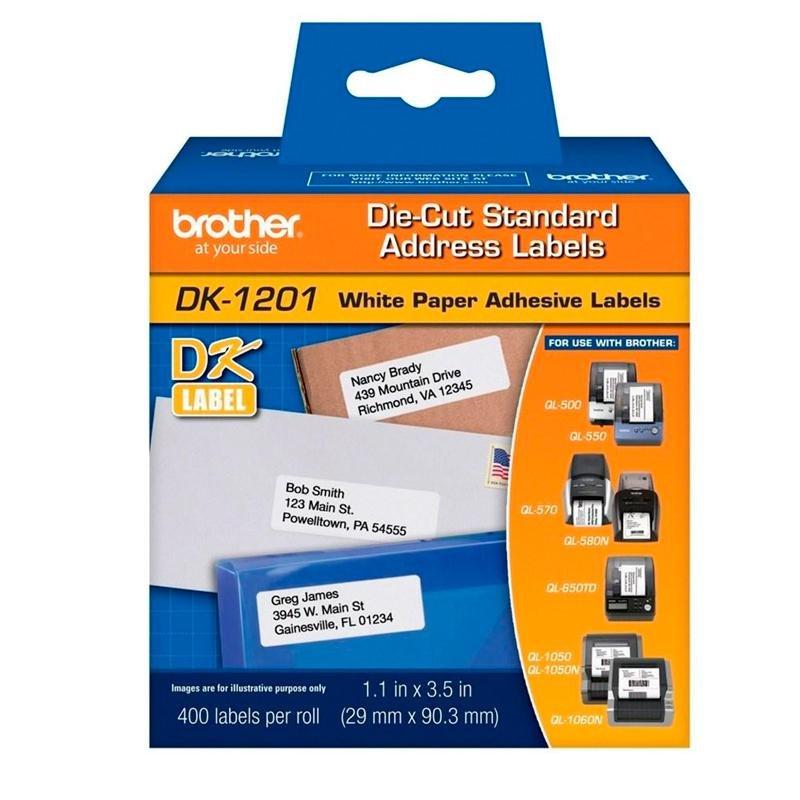 Etiqueta DK1201