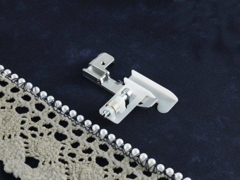Calcador para (pérolas) overlock SA211