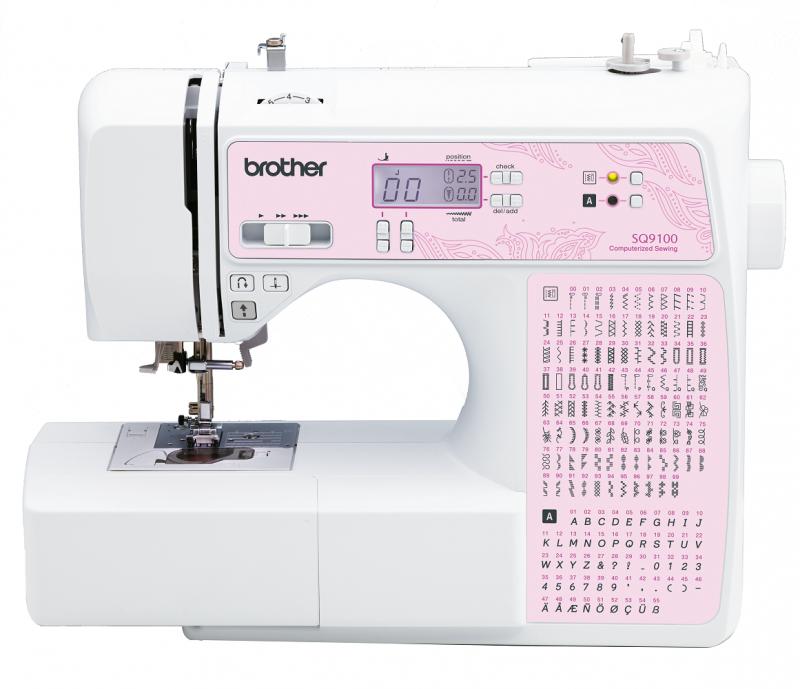 Máquina de Costura Computadorizada Brother SQ9100DV