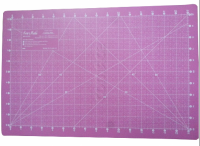 Base De Corte 30x45 Patchwork Scrapbook Rosa