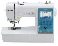 Imagem - Máquina de Costura e Bordado Eletrônica Brother NV960DLDV