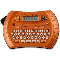 Rotulador eletrônico laranja PT-70 Brother BT