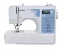 Máquina de Costura para Quilting e Patchwork Brother CE5500DV Celmaquinas + KIT ESSENCIAL 2
