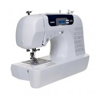 Máquina de Costurar para Quilting e Patchwork, Brother CS6000IDV Celmaquinas 2