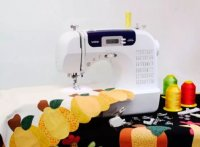 Máquina de Costura para Quilting e Patchwork, Brother CS6000IDV  8
