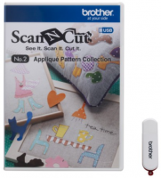 KIT de coleção de desenhos para ScanNCut 3