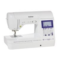 Máquina de Costura para Quilting e Patchwork Brother NQ470LDV 3