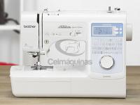 Máquina de Costurar Eletrônica Brother NS80TLDV Celmaquinas 5