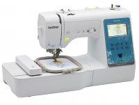 Máquina de Costura e Bordado Eletrônica Brother NV960DLDV 4