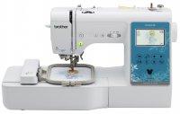 Máquina de Costura e Bordado Eletrônica Brother NV960DLDV 3