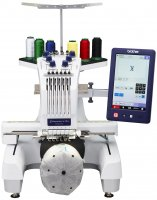 Máquina de Bordado Multi Agulhas com bastidor de bone Brother PR670ECDV