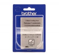 Brother SA158 - Calcador para 5 cordões e linhas decorativas. 2