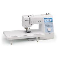 Máquina de Costura Eletrônica Brother NS80TLDV 2