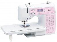 Máquina de Costura Computadorizada Brother SQ9100DV +  Kit de Calcadores 5