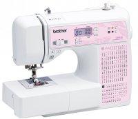 Máquina de Costura Computadorizada Brother SQ9100DV +  Kit de Calcadores 3