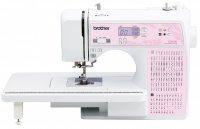 Máquina de Costura Computadorizada Brother SQ9100DV +  Kit de Calcadores 4