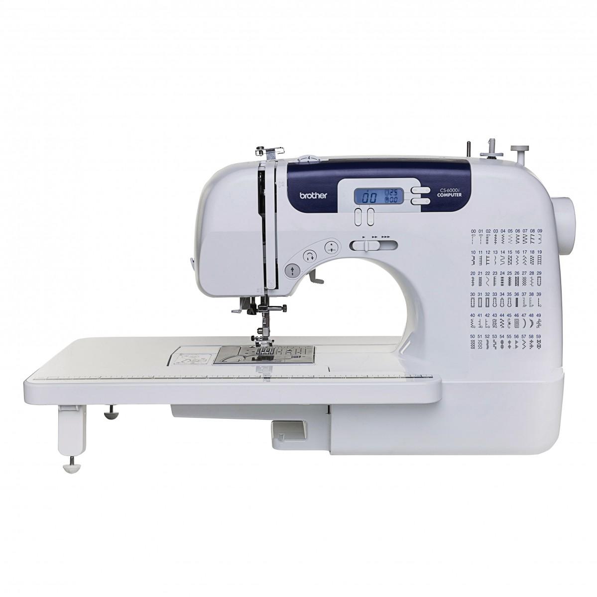 Máquina de Costura Eletrônica CS6000i | Celmáquinas