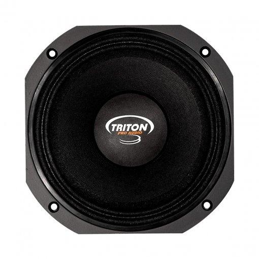 Alto Falante de 8 polegadas Full Range com 200 Watts RMS em 8 ohms | Triton | 8XRL400