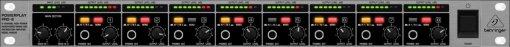 Amplificador de fone 8 canais | 1 unidade de rack e Chave mono/estéreo | Behringer | HA8000