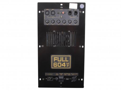 Amplificador de potência para embutir em caixas acústicas 600W RMS - 4 Ohms | FULL604MP | Advance
