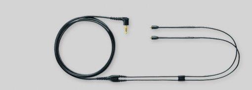 Cabo removível para fone de ouvido in-ear SE (Sound Isolating™ Earphones) - 1,62 m | EAC64BK | EAC64CL | Shure
