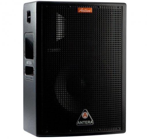 Caixa ativa de 2 vias com 220W RMS e alto falante de 10 polegadas   Antera   TS 400 AX