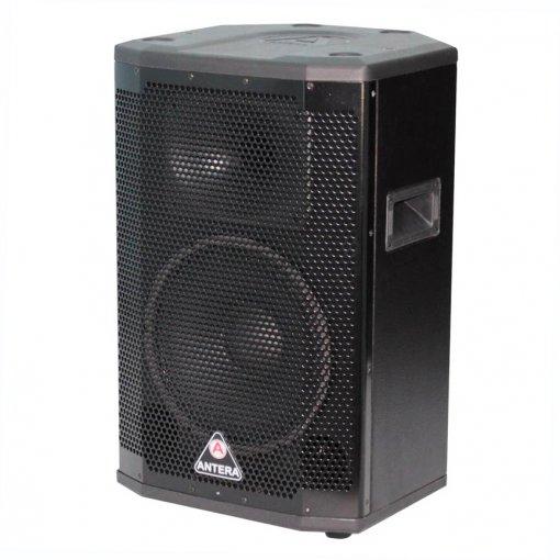 Caixa de som ativa 2 vias com alto-falante de 12