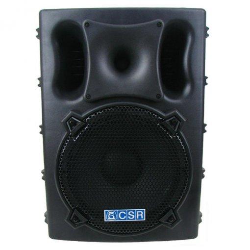 Caixa de som ativa 2 vias com alto-falante de 15