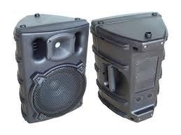 Caixa de som passiva 2 vias com alto-falante de 10