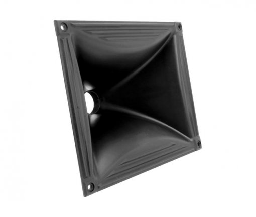 Corneta de plastico para Driver LC 015 Quadrada | Ludovico | 16.017
