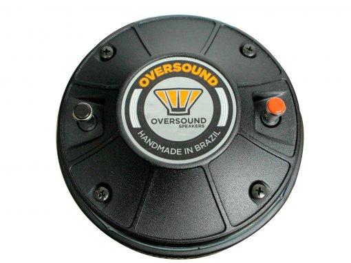 Driver Titânio de 3 polegadas e 110 Watts | Oversound | DTI 7653