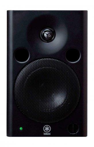 Monitor de estúdio | Bi-amplificado 2 vias | Bass-reflex | 60W | Woofer 5 polegadas | Yamaha | MSP5