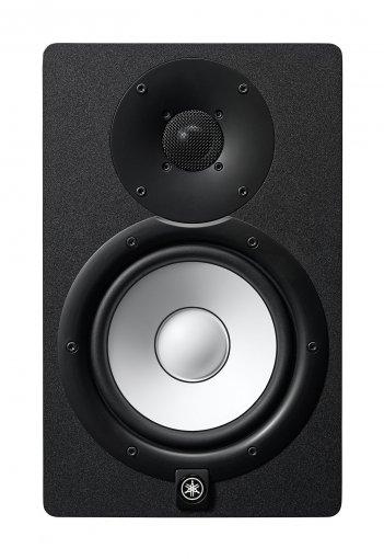 Monitor para referencia de 6.5 polegadas, 95w RMS e resposta de 43Hz - 30kHz | Yamaha | HS7