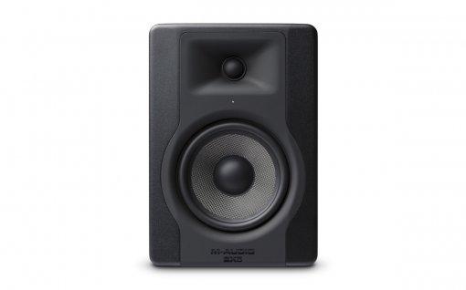 Monitor ativo Bi-ampli, 100W, alto-falante de 5