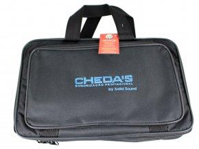 Imagem - Bag de microfone com espaço para 6 unidades + bolso frontal e traseiro | Solid Sound | BAGMIC - BAGMIC