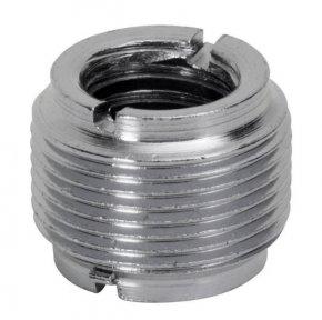 Imagem - Adaptador de rosca para cachimbo e pedestais de microfone - 5/8 para 3/8 | On-Stage | MA-200 - MA-200
