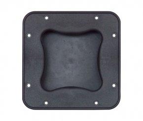 Imagem - Alça para embutir feita em plastico para caixa acústica | Ludovico | 16.096 - 16096