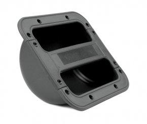 Imagem - Alça de embutir feita em plastico para caixa acústica | Ludovico | 16.108