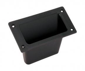 Imagem - Alça pequena de embutir para caixa acústica | Ludovico | 16.024 - 16024