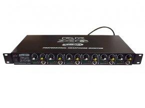 Imagem - Amplificado para fone de ouvido com 6 canais | IN XLR, OUT P10 Estéreo | Power Click | RKX6 - RKX6