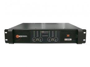 Imagem - Amplificador de áudio, Classe D com 4 canais de até 1525W RMS em 2 ohms | DB Series | Q6K - Q6K