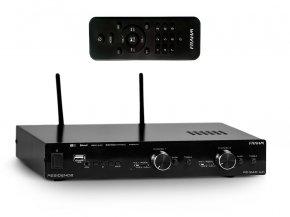 Imagem - Amplificador de som ambiente de 4 canais de 60W  | Wi-fi, Bluetooth, USB e FM | Frahm | RD 240 WIFI - RD240/WI-FI