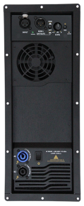 Imagem - Amplificador digital para gabinete SUB com 2500W @ 4Ω e 1800W @ 8Ω | Next Pro | M2.5 SUB - M2.5SUB