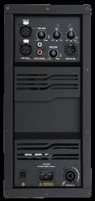 Imagem - Amplificador digital para gabinete acústico com 700W @ 4Ω - 8Ω | Next Pro | M700 MIX - M700MIX