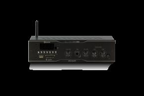 Imagem - Amplificador e receiver para som ambiente 60W (30W + 30W) | SLIM 1500 APP | Frahm - SLIM1500APP
