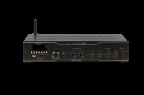 Imagem - Amplificador e receiver para som ambiente com 200W RMS em 4 Ohms | SLIM 3000 APP | Frahm - SLIM3000APP